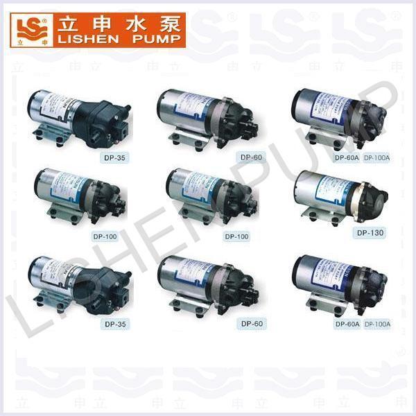 DP微型电动隔膜泵