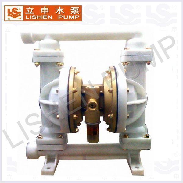 QBY-25/40工程塑料气动隔膜泵