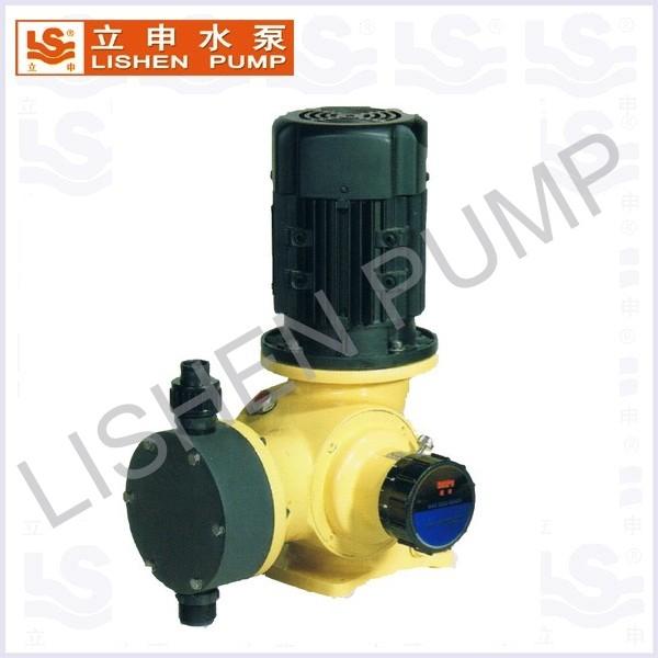 GM系列精密隔膜型计量泵
