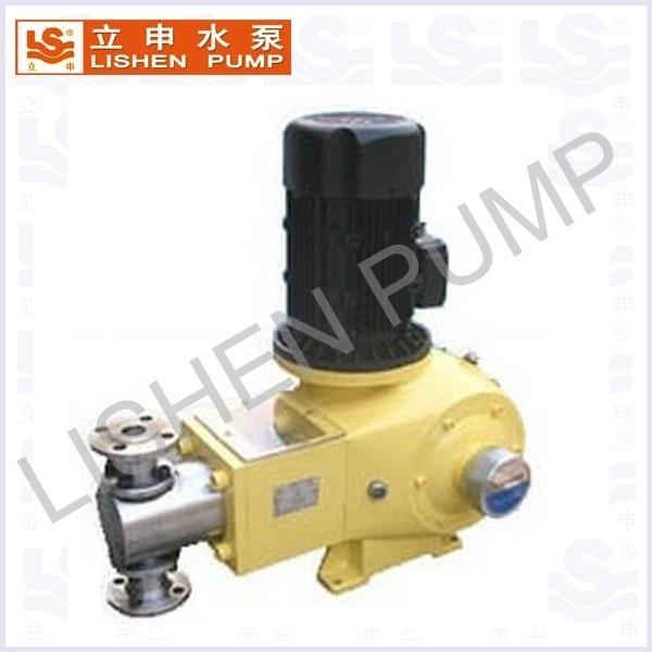 J-ZR系列柱塞式计量泵